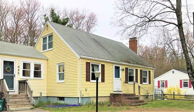 535 Thicket St, Weymouth, MA 02190 (MLS #72812702) :: Charlesgate Realty Group