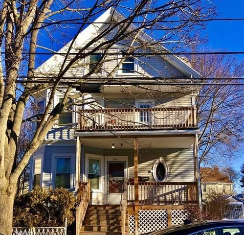 184 Brown Street #2, Waltham, MA 02453 (MLS #72812718) :: Charlesgate Realty Group