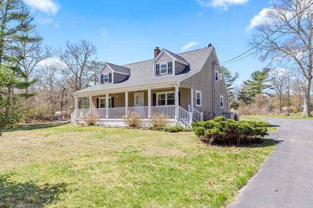 302 Mill Rd, Fairhaven, MA 02719 (MLS #72812761) :: DNA Realty Group