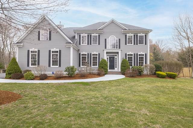 15 Stillbrook Ln, Mansfield, MA 02048 (MLS #72812775) :: DNA Realty Group