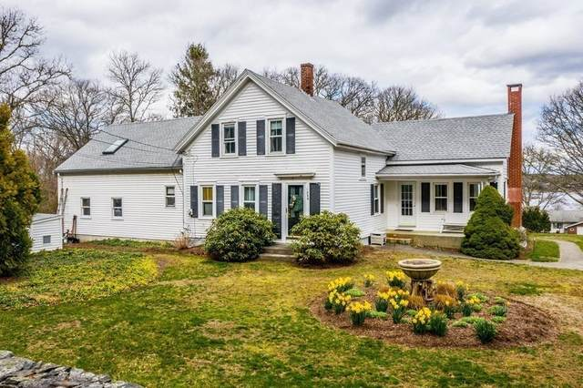 1296 Drift Rd, Westport, MA 02790 (MLS #72812778) :: DNA Realty Group