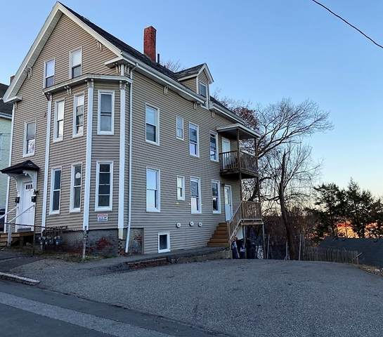 45 Bellevue Ave, Haverhill, MA 01832 (MLS #72812814) :: DNA Realty Group