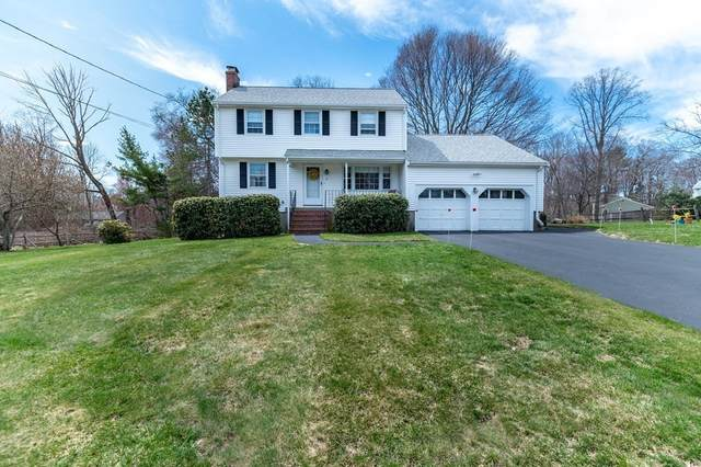8 Crestwood Drive, Andover, MA 01810 (MLS #72812816) :: DNA Realty Group