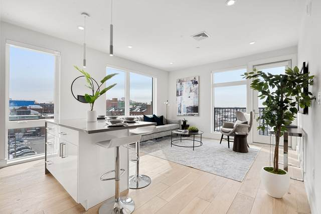 420 West Broadway #604, Boston, MA 02127 (MLS #72812821) :: DNA Realty Group