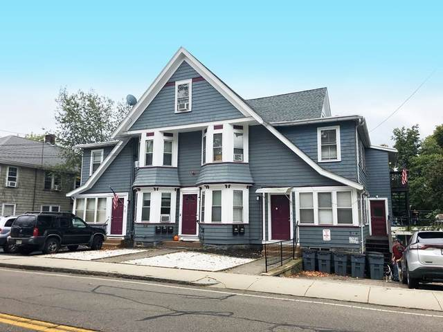 177 Whitwell Street, Quincy, MA 02169 (MLS #72812865) :: DNA Realty Group