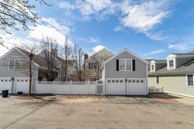 6 Hutchinson Ln #6, Quincy, MA 02171 (MLS #72812874) :: DNA Realty Group