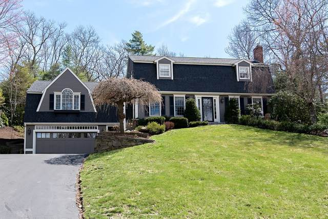 121-A Longhill Road, Franklin, MA 02038 (MLS #72812895) :: DNA Realty Group