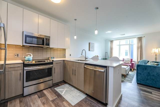 180 Telford Street #512, Boston, MA 02135 (MLS #72812954) :: Kinlin Grover Real Estate
