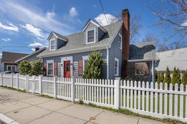 56 Addington Road, Boston, MA 02132 (MLS #72812982) :: The Gillach Group