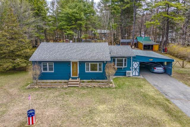 5 Golden Brook Road, Windham, NH 03087 (MLS #72813008) :: Walker Residential Team