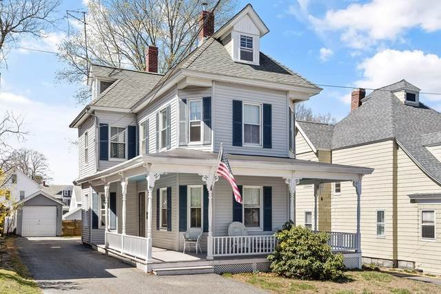 63 Canton Street, Lowell, MA 01851 (MLS #72813021) :: Team Roso-RE/MAX Vantage