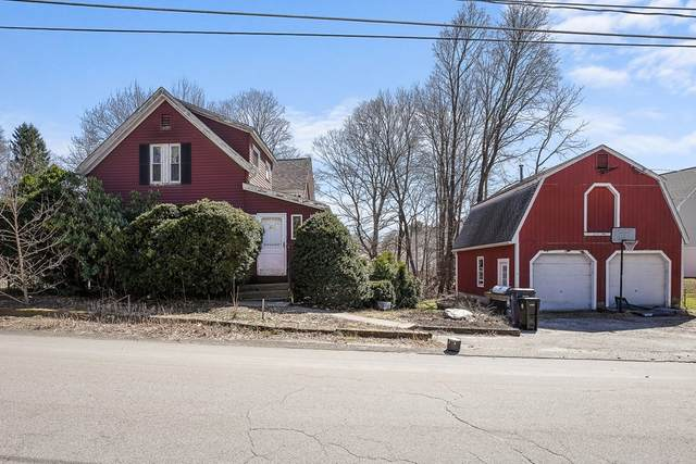 11 Maple Ave, Sharon, MA 02067 (MLS #72813029) :: Kinlin Grover Real Estate