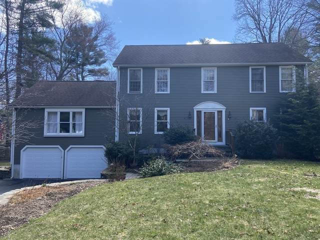 15 Shiloh Dr, Mansfield, MA 02048 (MLS #72813046) :: Kinlin Grover Real Estate