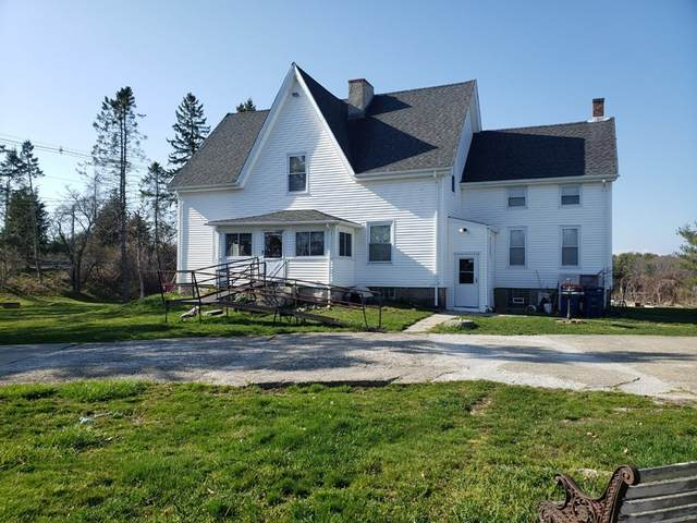269 Mill Rd, Fairhaven, MA 02719 (MLS #72813058) :: Team Roso-RE/MAX Vantage
