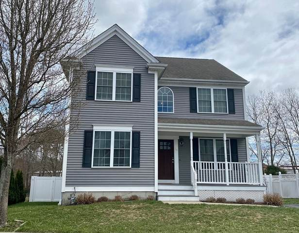 10 Mate Drive, New Bedford, MA 02745 (MLS #72813071) :: Kinlin Grover Real Estate