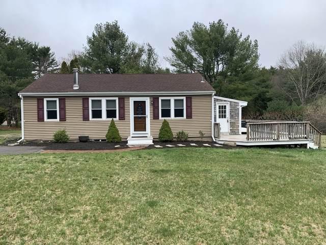 154 Tremont St, Carver, MA 02330 (MLS #72813080) :: Kinlin Grover Real Estate