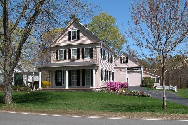 5 Parker Road, Shirley, MA 01464 (MLS #72813103) :: Cape Cod and Islands Beach Properties