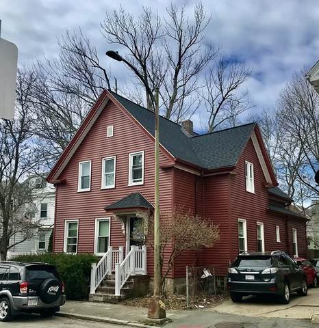 209 Chestnut, New Bedford, MA 02740 (MLS #72813129) :: Kinlin Grover Real Estate