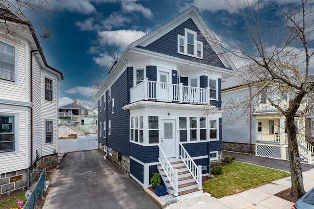 27 Whitten St #1, Boston, MA 02122 (MLS #72813144) :: Kinlin Grover Real Estate