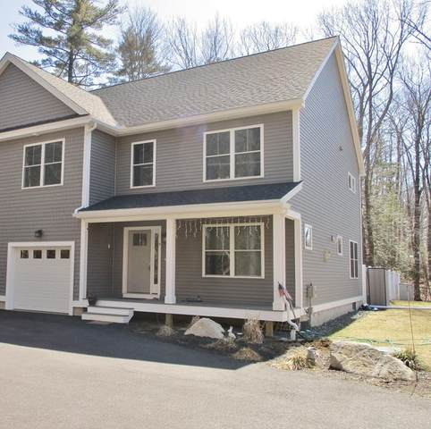 50 Dows Lane A, Seabrook, NH 03874 (MLS #72813147) :: Trust Realty One