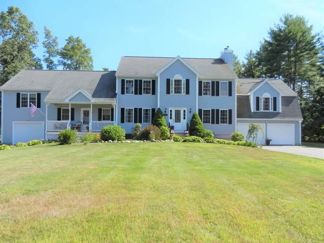 78 Pine, Douglas, MA 01516 (MLS #72813222) :: Kinlin Grover Real Estate