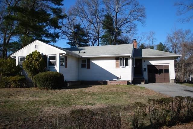31 Gardner Road, Easton, MA 02356 (MLS #72813224) :: Kinlin Grover Real Estate
