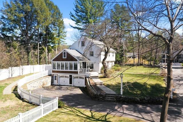 1 Woodland Rd, Weston, MA 02493 (MLS #72813230) :: Kinlin Grover Real Estate