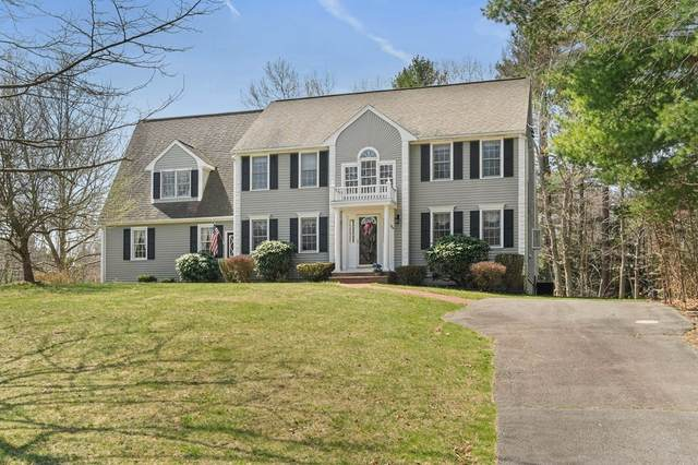 184 Cushing Hill Rd, Hanover, MA 02339 (MLS #72813268) :: Kinlin Grover Real Estate