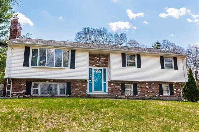 403 Martello Rd, Franklin, MA 02038 (MLS #72813296) :: The Duffy Home Selling Team