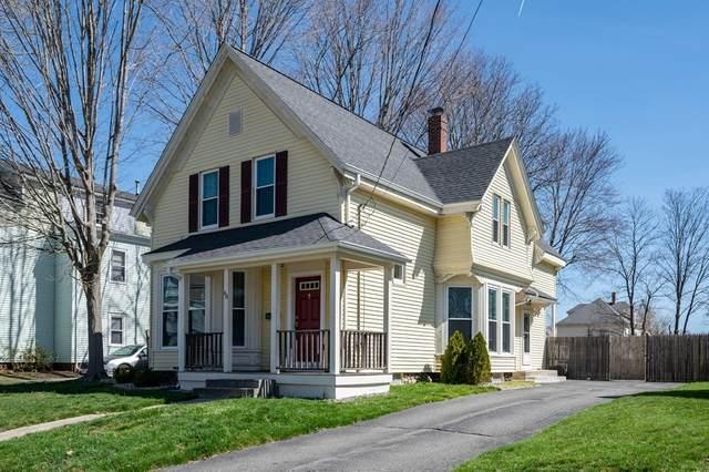 68 Linden St, Whitman, MA 02382 (MLS #72813299) :: HergGroup Boston