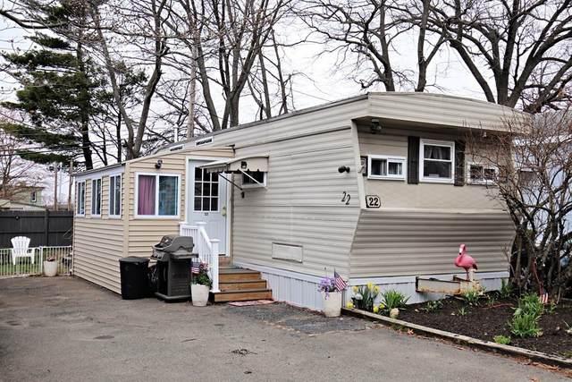 261 Newbury Street 22A, Peabody, MA 01960 (MLS #72813375) :: EXIT Realty