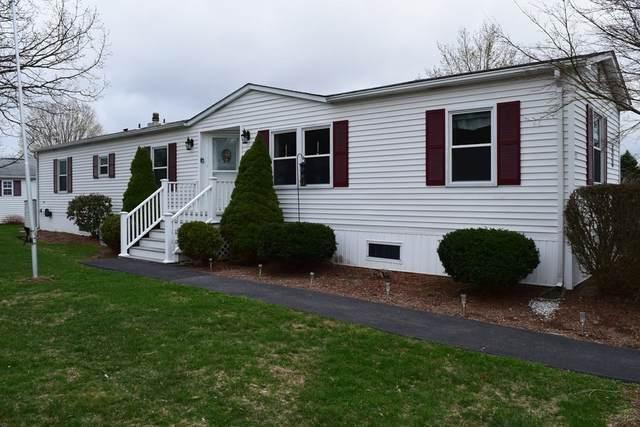 167 Ivy Terrace #167, Taunton, MA 02780 (MLS #72813390) :: Alex Parmenidez Group
