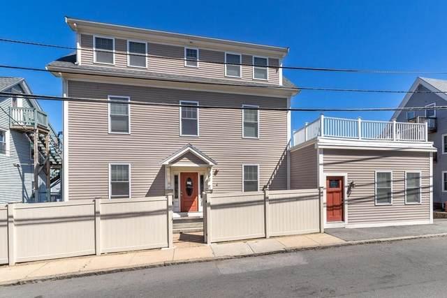 6 Oak Street, Peabody, MA 01960 (MLS #72813392) :: EXIT Realty