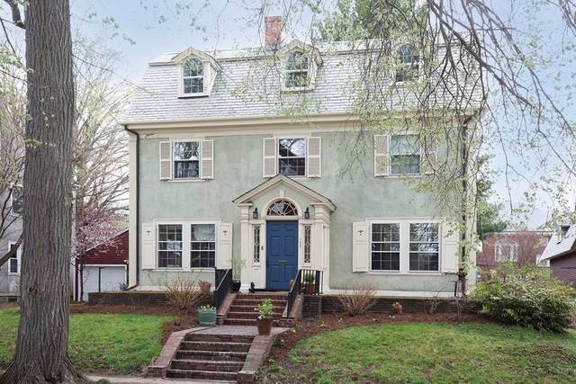 103 Colchester St, Brookline, MA 02446 (MLS #72813420) :: DNA Realty Group