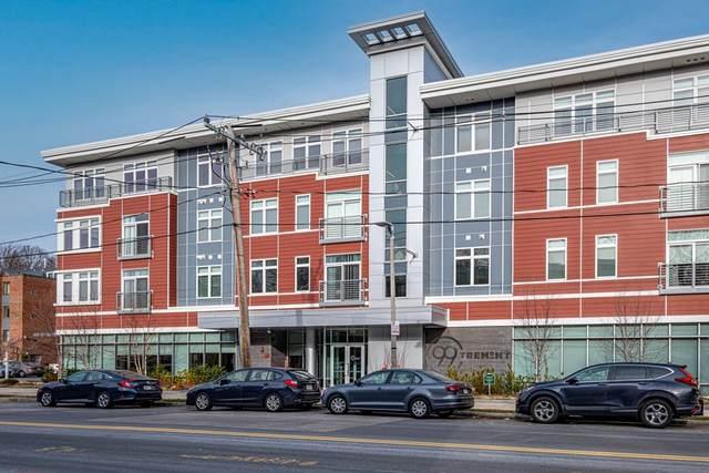 99 Tremont St #206, Boston, MA 02135 (MLS #72813423) :: Alex Parmenidez Group