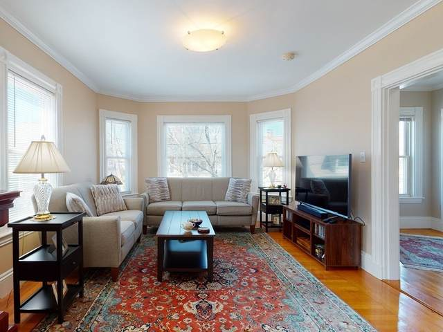 230 Lowell Street #2, Waltham, MA 02451 (MLS #72813465) :: Trust Realty One