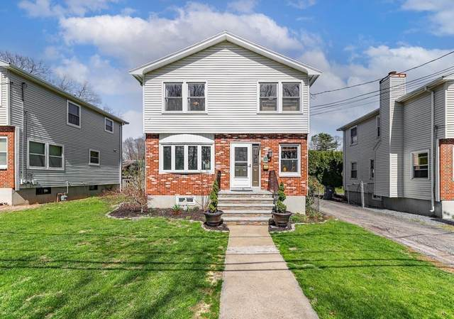 31 Pinecliff Rd, Boston, MA 02132 (MLS #72813467) :: The Gillach Group