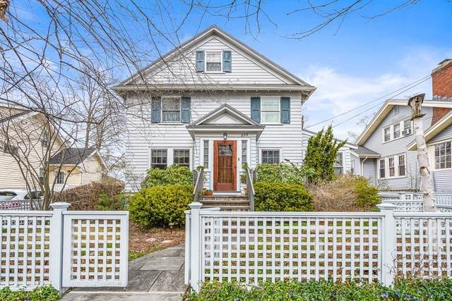 255 Willow Street, Boston, MA 02132 (MLS #72813475) :: The Gillach Group