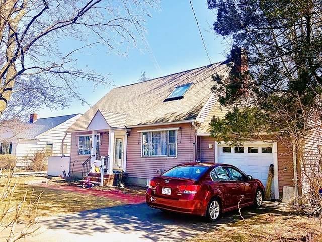 36 Coolidge, Methuen, MA 01844 (MLS #72813503) :: Westcott Properties