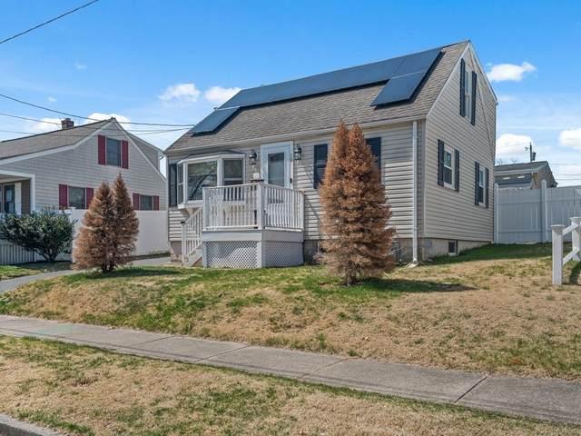 19 Mary St, New Bedford, MA 02745 (MLS #72813580) :: revolv