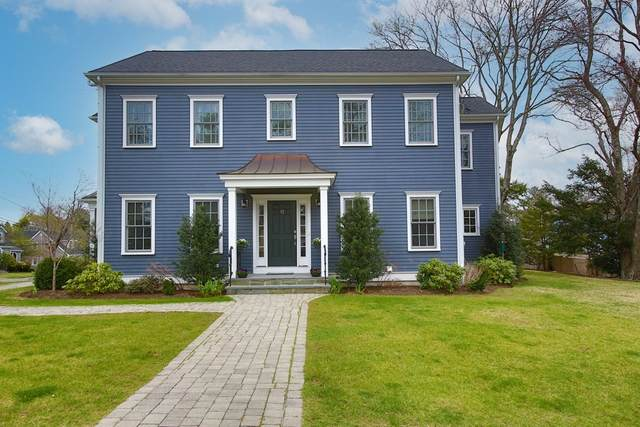 92 Beethoven Ave, Newton, MA 02468 (MLS #72813627) :: Trust Realty One