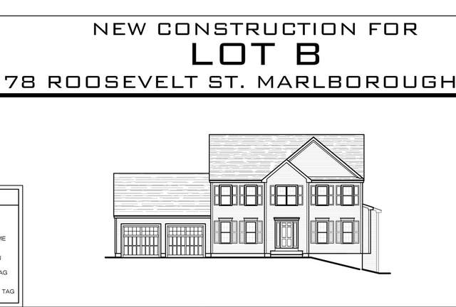 78 Roosevelt Street, Marlborough, MA 01752 (MLS #72813637) :: The Seyboth Team