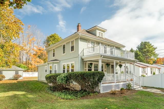 42 Spring St, Medfield, MA 02052 (MLS #72813709) :: Trust Realty One