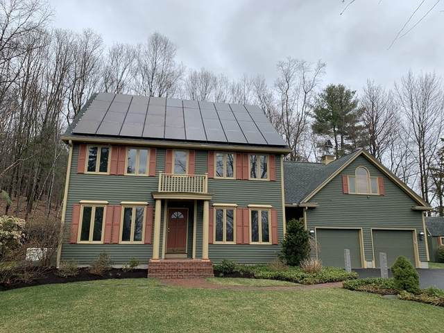 62 Pine Hill Rd, Southborough, MA 01772 (MLS #72813717) :: Anytime Realty