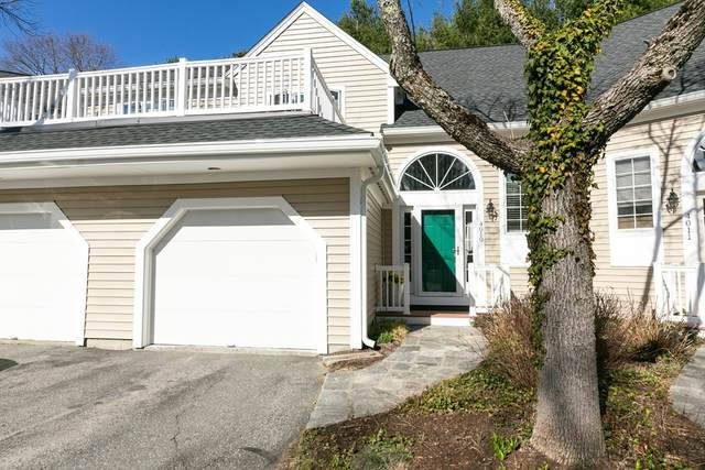 4010 Brompton Cir #4010, Worcester, MA 01609 (MLS #72813718) :: Alex Parmenidez Group