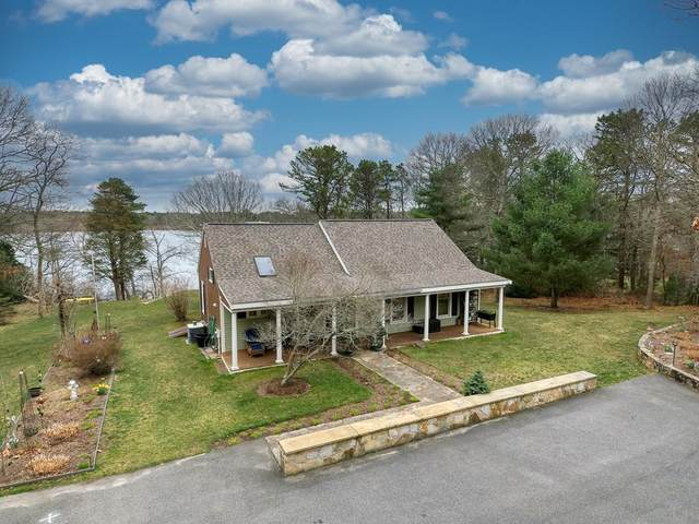 1216 Santuit Newtown Rd, Barnstable, MA 02635 (MLS #72813724) :: The Gillach Group
