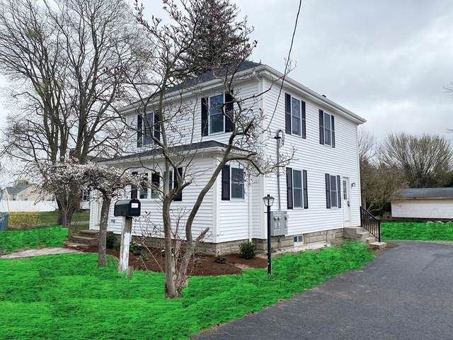 13 Cherry St, Taunton, MA 02780 (MLS #72813734) :: Anytime Realty