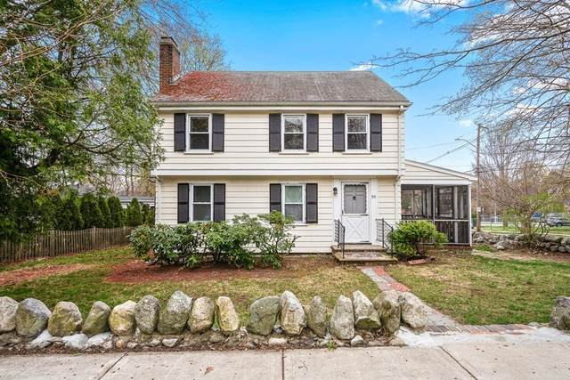 90 W Highland Ave, Melrose, MA 02176 (MLS #72813767) :: Revolution Realty