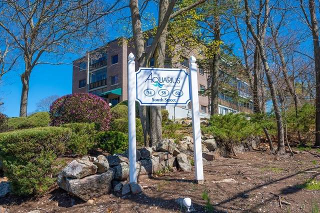 62 South Street #3, Quincy, MA 02169 (MLS #72813777) :: Anytime Realty