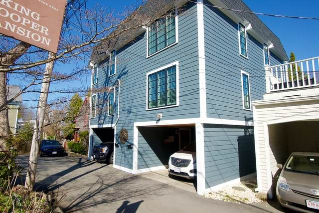 9 Hanover Ct #1, Marblehead, MA 01945 (MLS #72813799) :: Anytime Realty